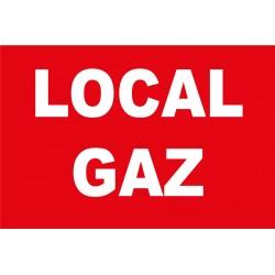 Local gaz