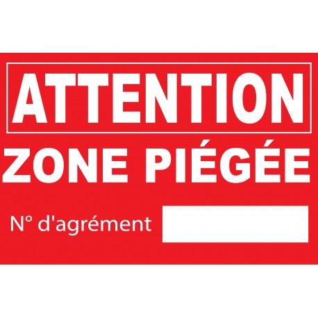 Attention zone piégée