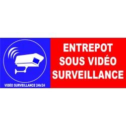 Site sous vidéo surveillance