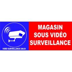 Entrepôt sous vidéo surveillance 24h 24