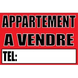 Panneau appartement a vendre