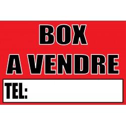 Panneau box a vendre