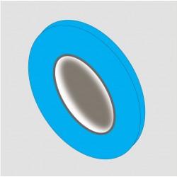 Adhésif de décoration de couleur bleu claire
