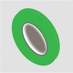 Adhésif de décoration de couleur vert claire