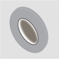 Adhésif de décoration de couleur gris claire