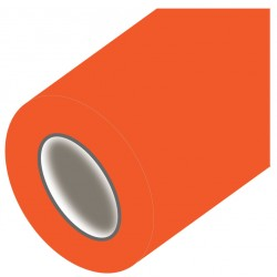 Adhésif orange de décoration