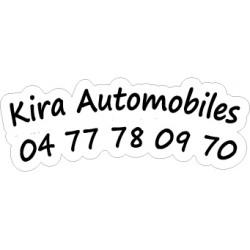 Signature de coffre auto « liner »