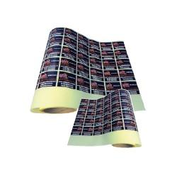Etiquettes Carres de Diamètre 95X95cm