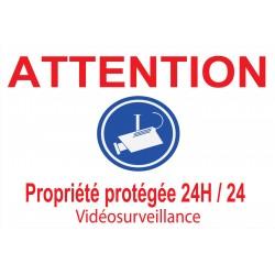Attention propriété protégée